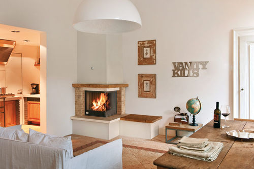 1000 Images About Corner Fireplace Ideas On Pinterest