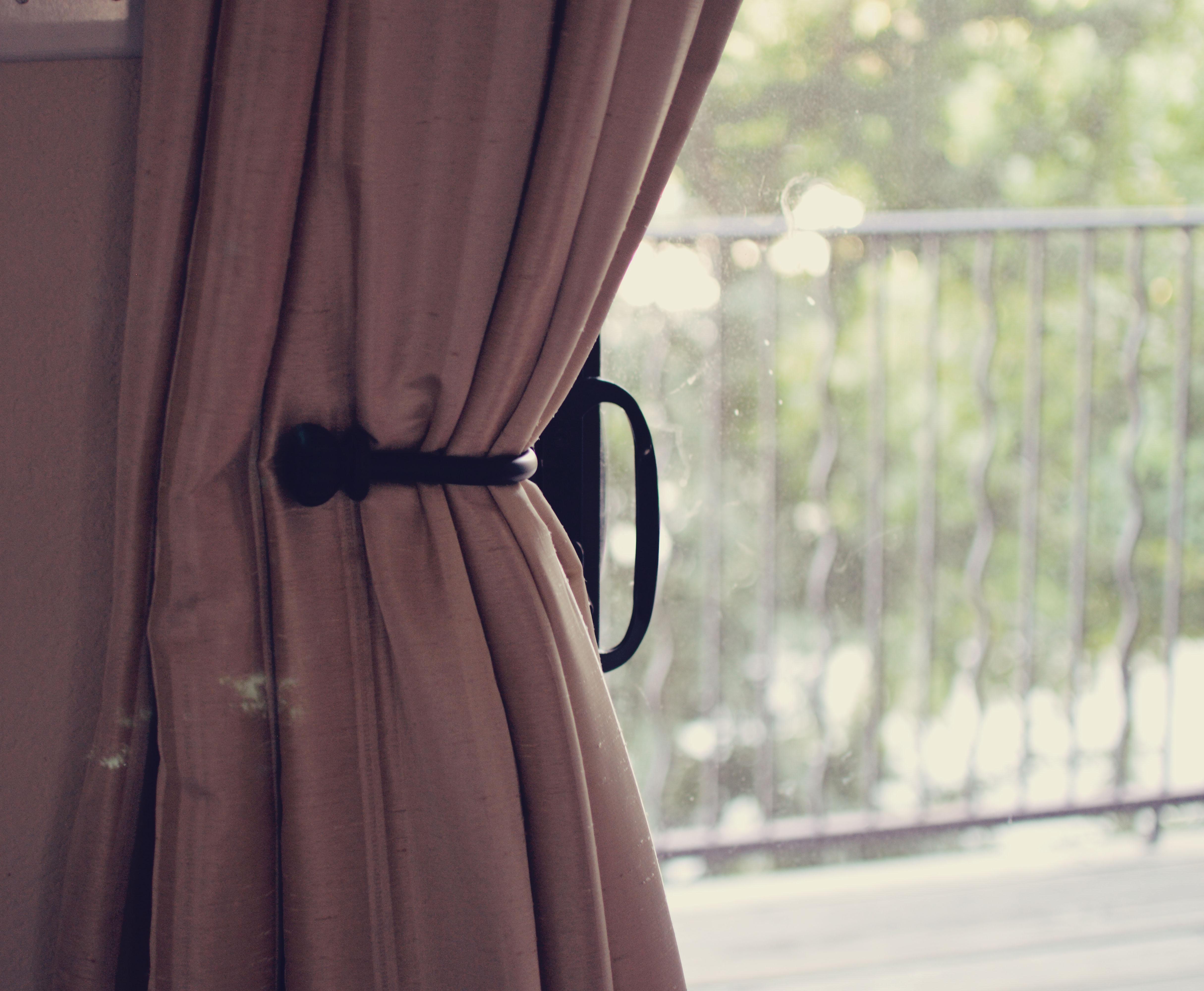 New Curtain Tie Backs Moky And Marisa